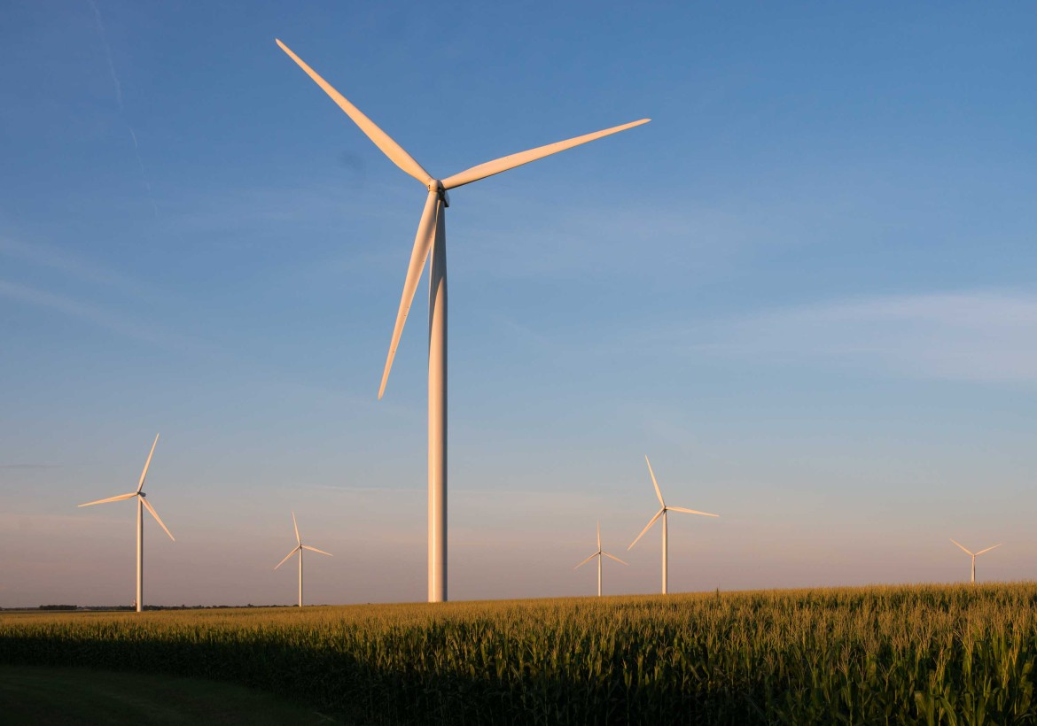 Tilting At Windmills A Closer Look Indianas Expanding Wind Power Industry