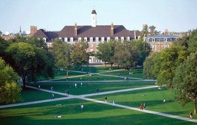 The University of Illinois at Urbana-Champaign Campus